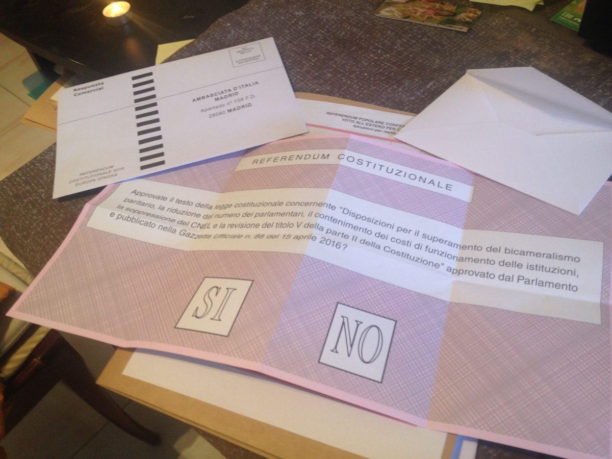 Referendum Costituzionale, il fronte del No vola nei sondaggi
