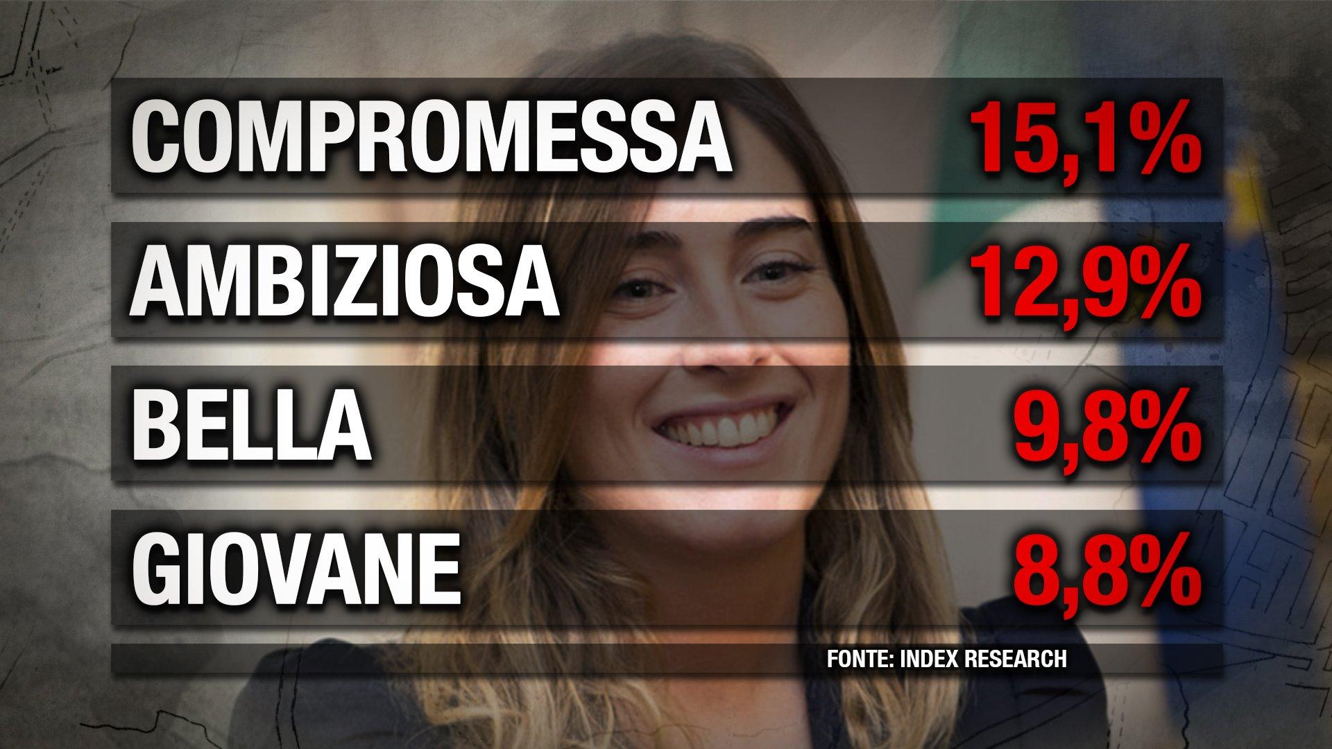Boschi Sondaggio Index