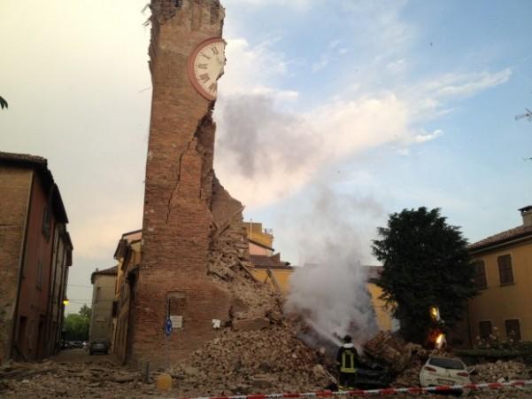 terremoti, emilia 2012