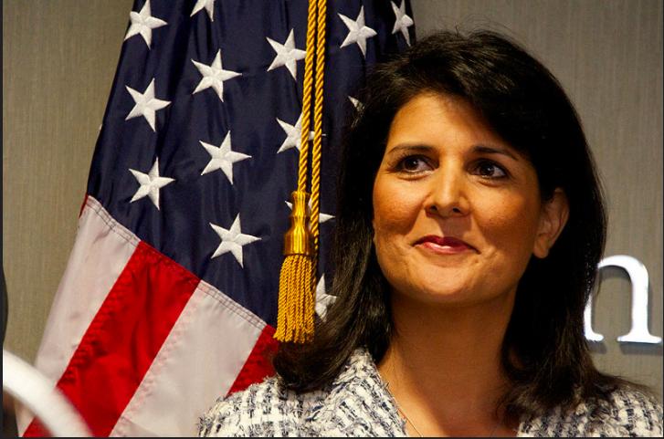 Nikki Haley, la nuova ambasciatrice Usa all'Onu