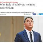 Referendum Economist Renzi