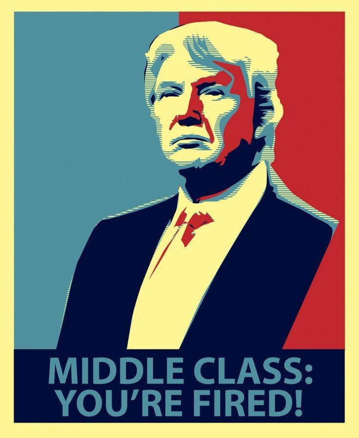 Trump E Middle Class: Un Rapporto Destinato A Incrinarsi?