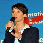 Frauke Petry, leader dell'estrema destra tedesca AFD