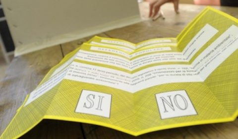 referendum costituzionale, voto estero