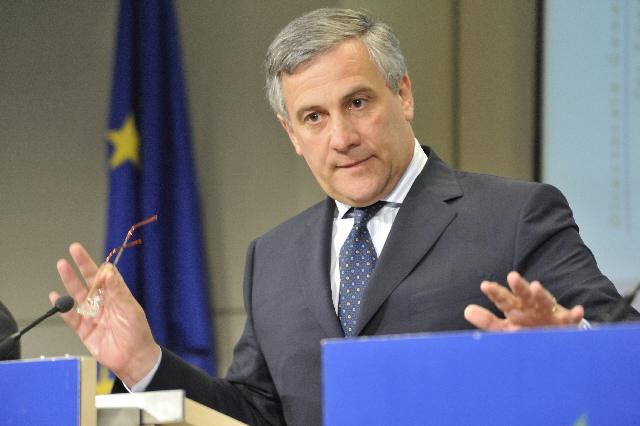 governo 2018 Antonio Tajani, programmaa centrodestra