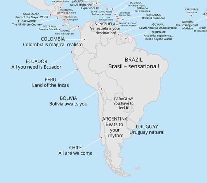 mappe turismo 2