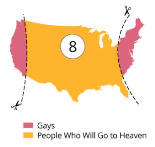 pregiudizi sugli americani