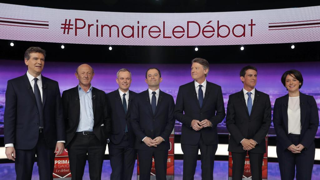 Primarie Francia socialisti