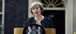 Regno Unito, May: il PM conservatore più apprezzato dagli anni 50