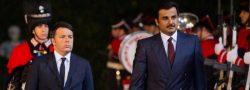 Secondo Dagospia, Renzi avrebbe compiuto un viaggio in Qatar