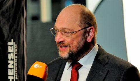 sondaggi elettorali germania - Martin Schulz, candidato della SPD