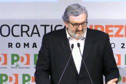 Partito Democratico: Emiliano sfida Renzi e abbandona l'idea di scissione