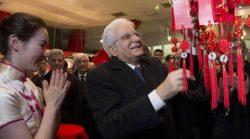 Economia Italia: Mattarella in Cina a prenotare un posto sulla nuova Via della Seta