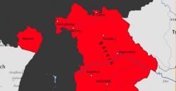 Mappe interessanti: 5 paesi durati per pochissimo tempo