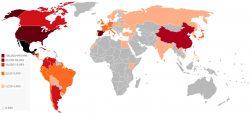 Mappe della globalizzazione: mollo tutto e vado a vivere in Messico