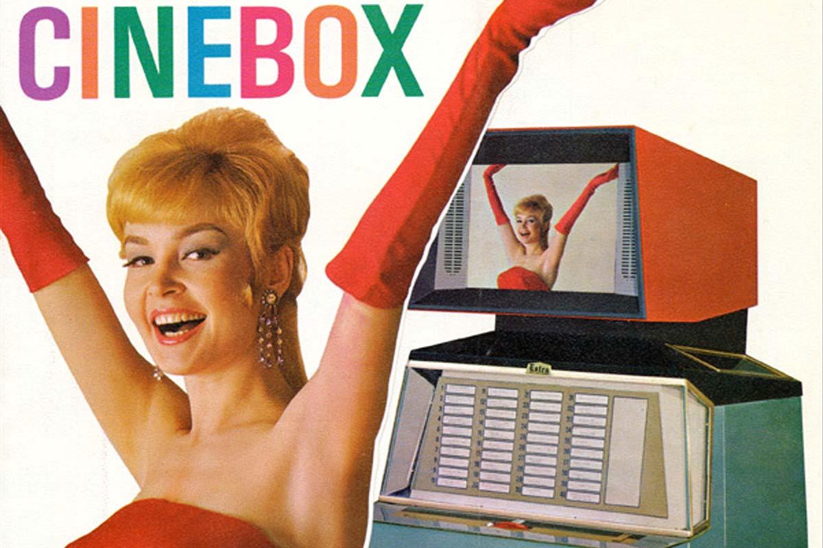 cinebox musica