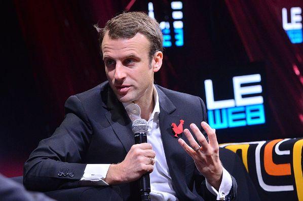 Sondaggi elettorali Francia, Presidenziali 2017 - il candidato di En Marche! Emmanuel Macron