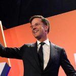 elezioni Olanda, foto di Rutte