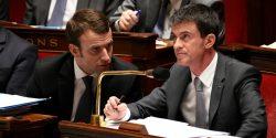 Elezioni Francia: anche Valls appoggia Macron e i socialisti si spaccano