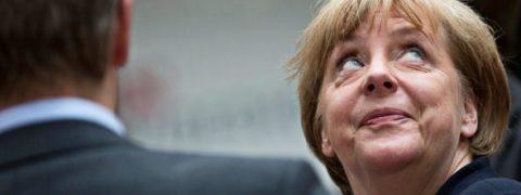 elezioni germania, merkel
