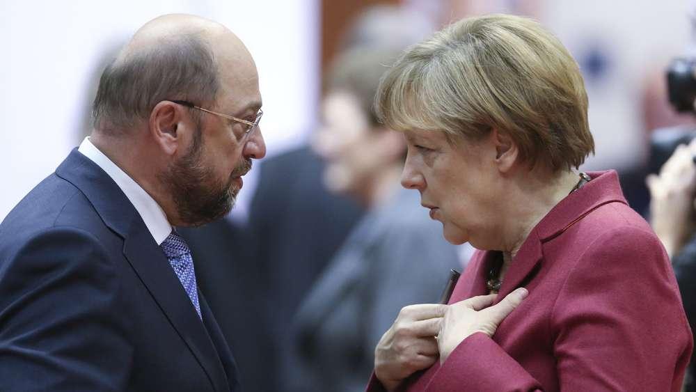 elezioni germania, schulz, merkel