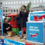 sondaggi elettorali germania, l'analisi delle intenzioni di voto - Frauke Petry, leader dell'estrema destra AFD