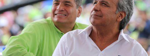 elezioni ecuador, sondaggi elettorali ecuador, lenin moreno, rafael correa