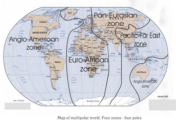 mappe geopolitiche 1