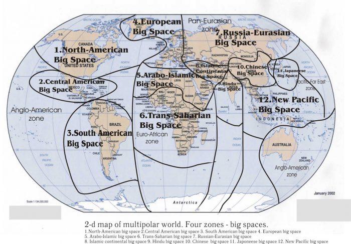mappe geopolitiche
