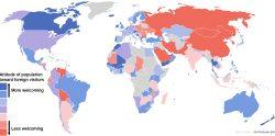 Mappe interessanti: ecco chi vi accoglierà meglio (o peggio) per le vostre vacanze