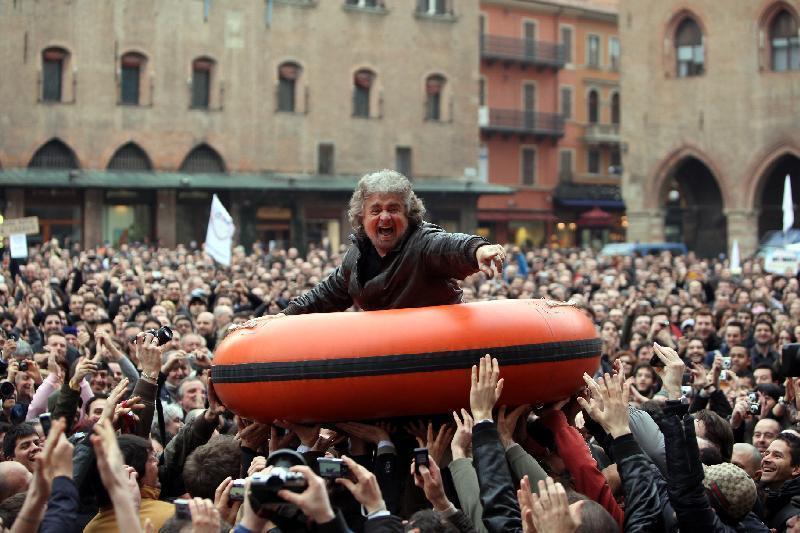 notizie italia, movimento 5 stelle, beppe grillo