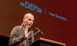 Sinistra: Carpe Diem25, Varoufakis riparte da Roma