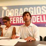 sondaggi elettorali Fabrizio Ferrandelli