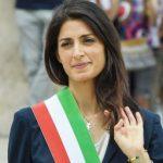 sondaggi politici, virginia raggi, stadio roma