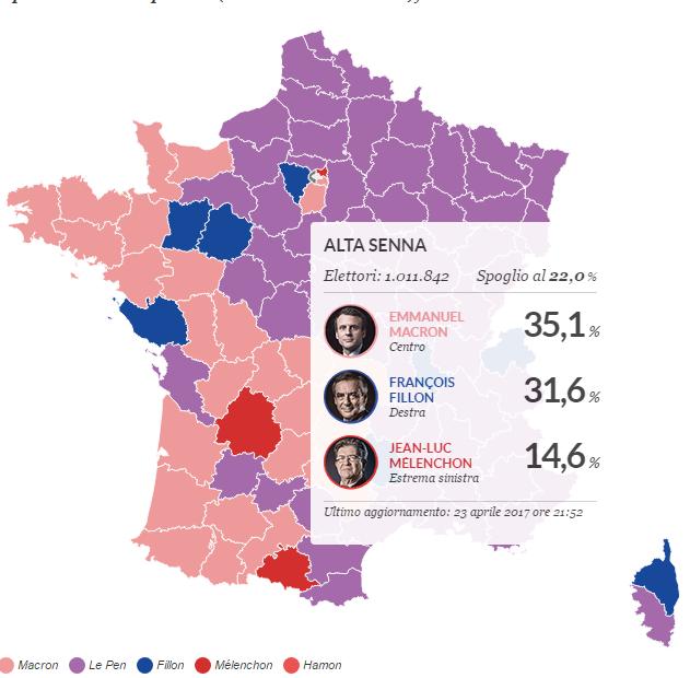 elezioni francesi parigi
