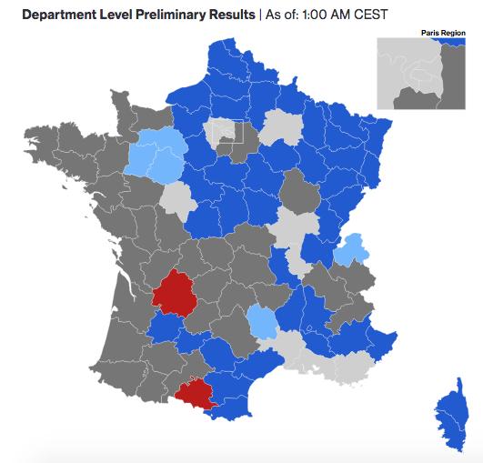 elezioni francia chi ha vinto