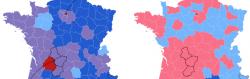Elezioni Francia: 8 mappe in vista del ballottaggio Macron-Le Pen