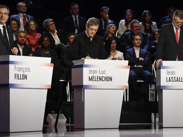 elezioni francia, melenchon