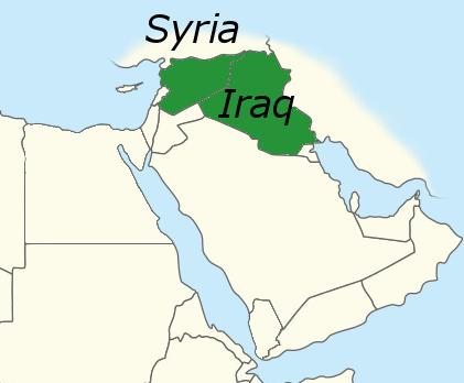 mappe, mappe iraq