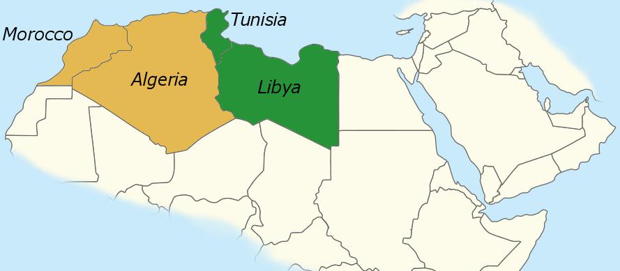 mappe, mappe siria