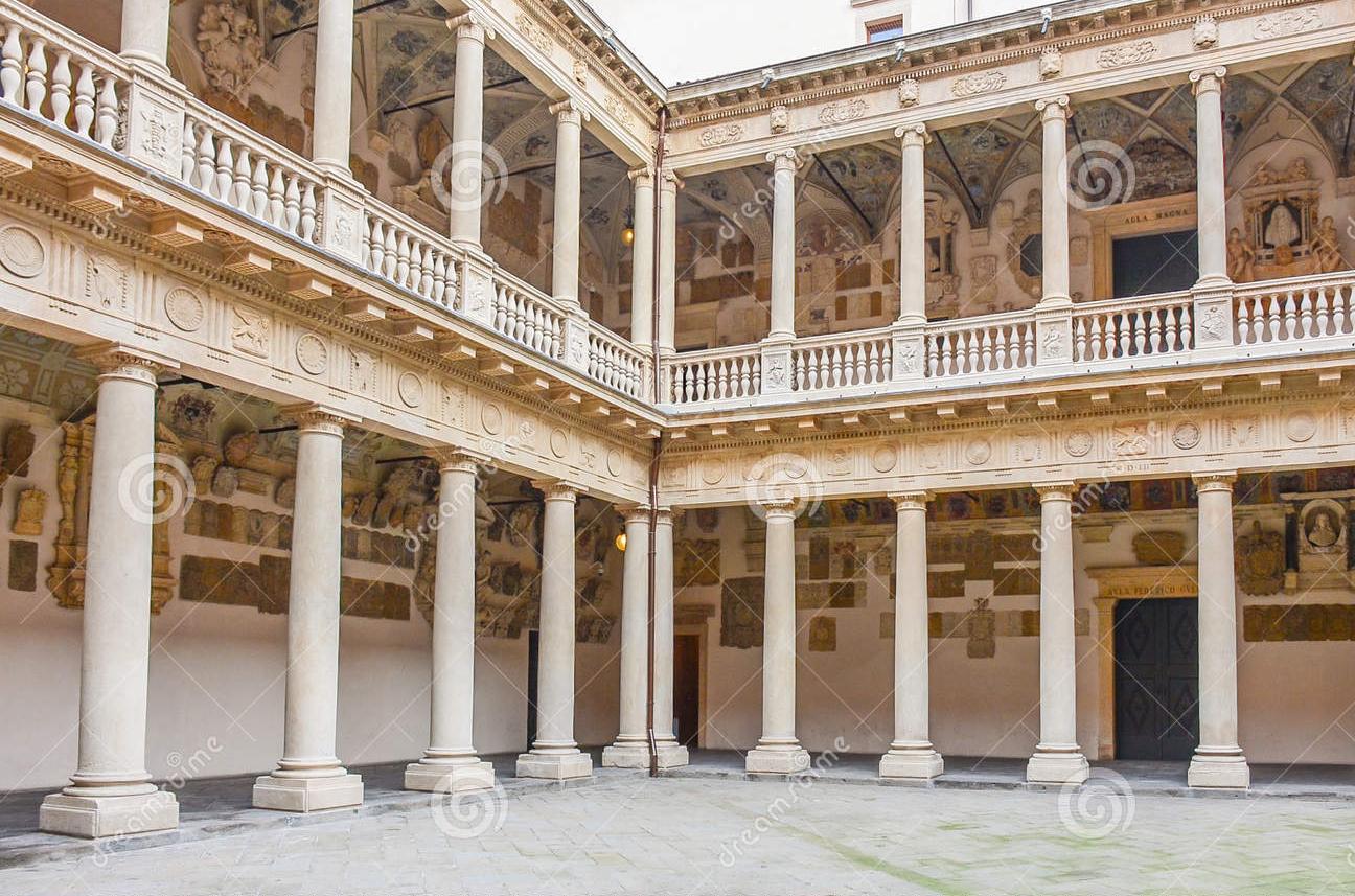 rette universitarie, foto dell'università di Padova