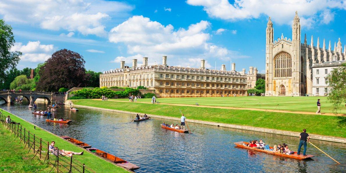 rette universitarie, foto dell'Inghilterra