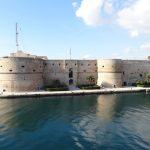 sondaggi elettorali taranto, elezioni comunali 2017 - veduta del castello aragonese