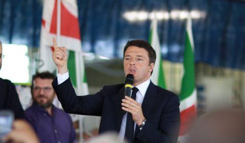 Primarie PD 2017, confronto tra sondaggi elettorali e risultati - il vincitore Matteo Renzi