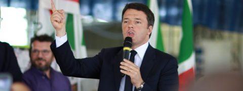 renzi, riforma legge elettorale, Matteo Renzi