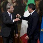 sondaggi politici,elezioni italia, renzi, gentiloni
