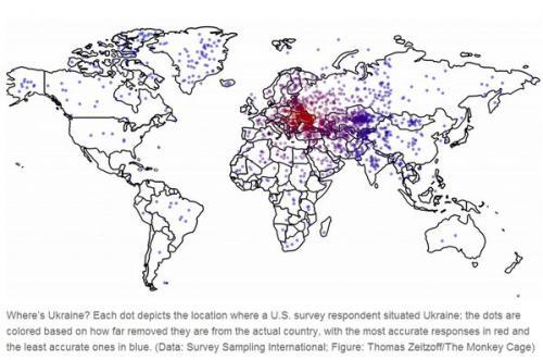 mappe, mappe ucraina