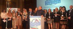 Sondaggi elettorali: ecco quanto può valere il Movimento animalista di Berlusconi