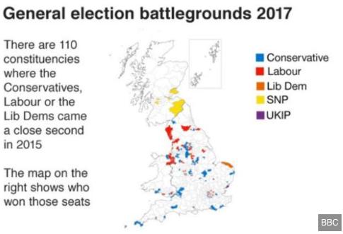 Theresa May proverà a formare un nuovo governo