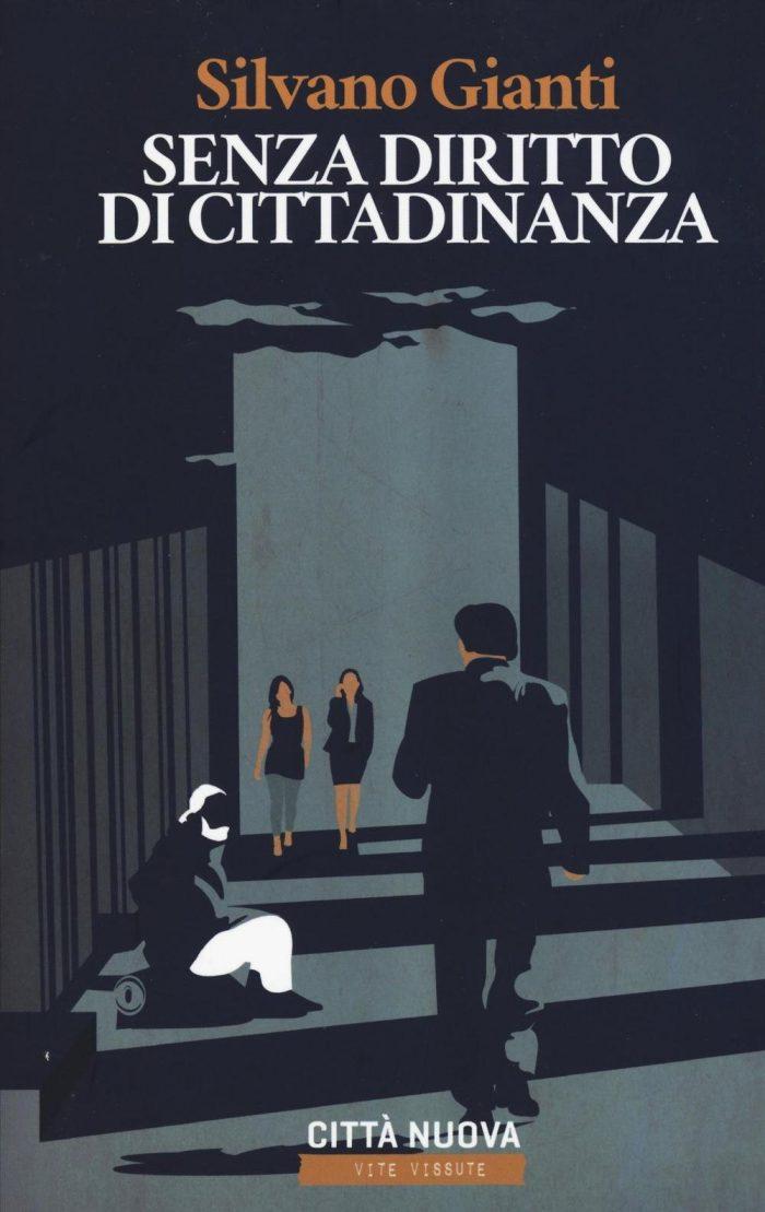 """copertina del libro di Silvano Gianti """"Senza cittadinanza"""""""
